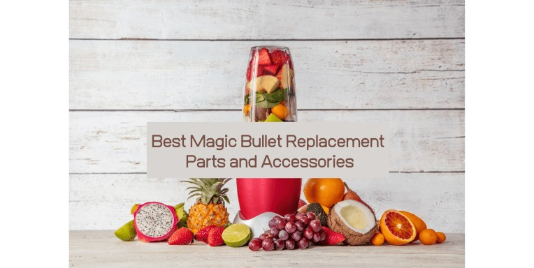 Magic Bullet Replacement Parts and Accessories Reviews | How to fix